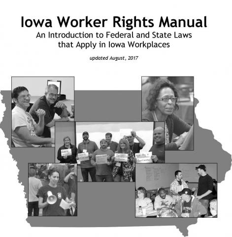 Iowa Worker Rights Manual cover image